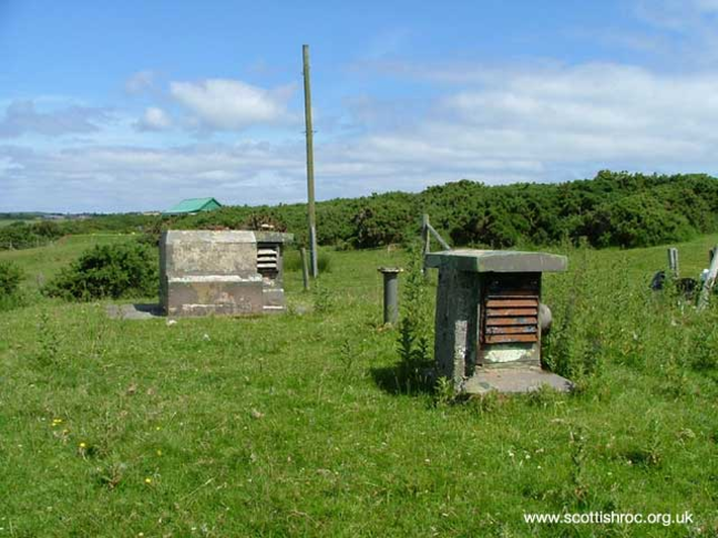 RESTORATION OF ROYAL OBSERVER CORPS MONITORING POST-BUTE