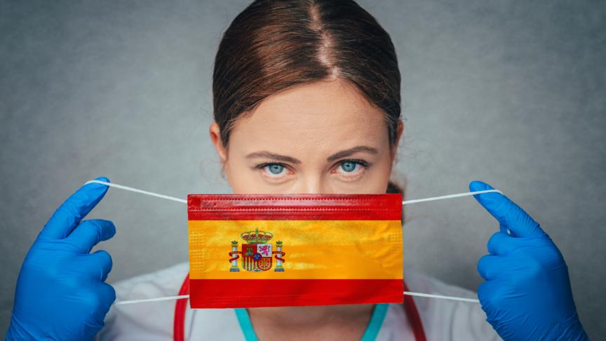 Mayor amenaza generada por el Covid-19 en España