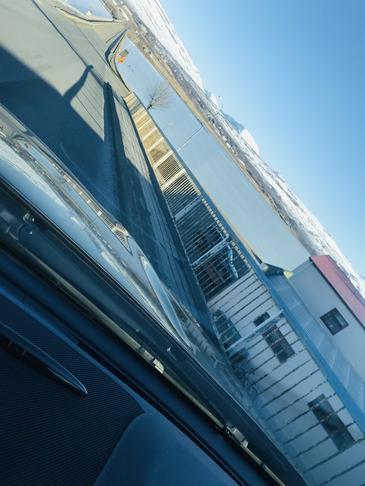Mála handriðið við Lagarfljótsbrúnna
