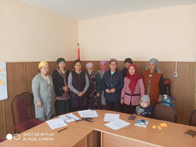 Представители ОМСУ (Январь 2021)