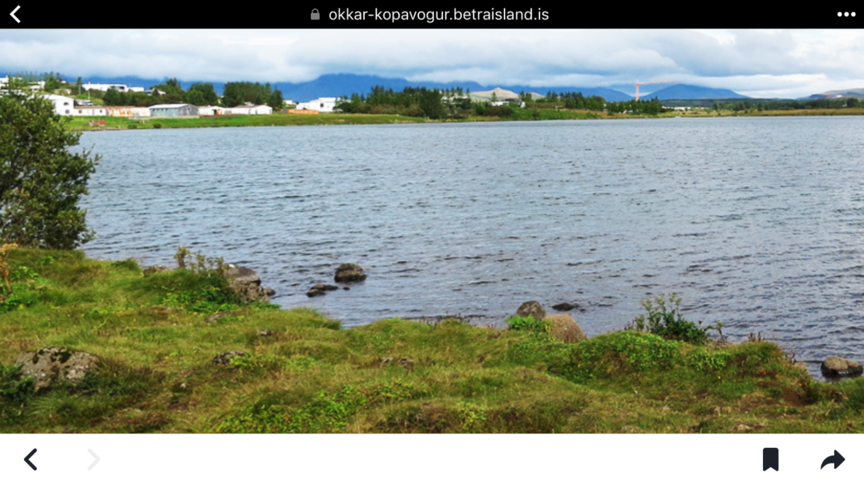 Strönd (okkar Nautholsvík)