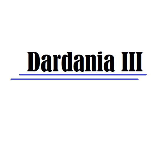 Dardania III