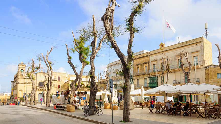 Special provision of the Malta Development Bank for Gozo