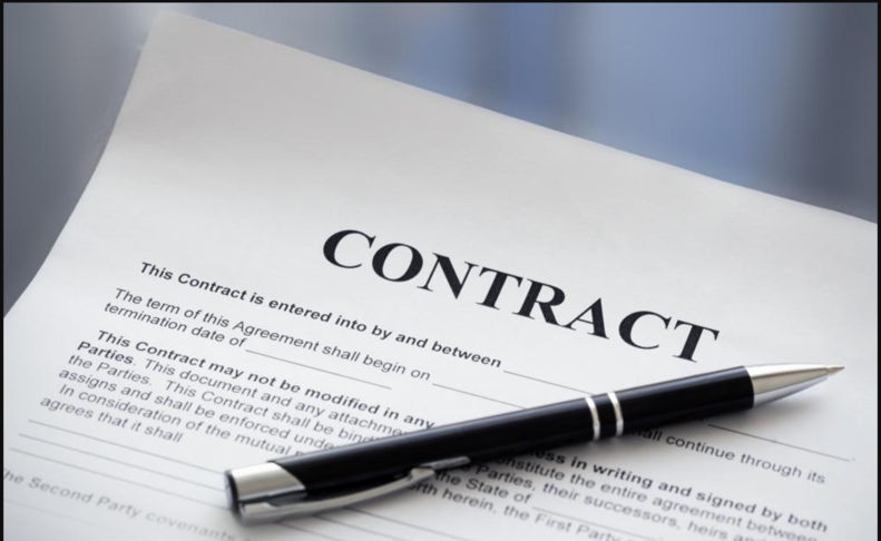 Publish Government Signed Contracts Within 3 Months