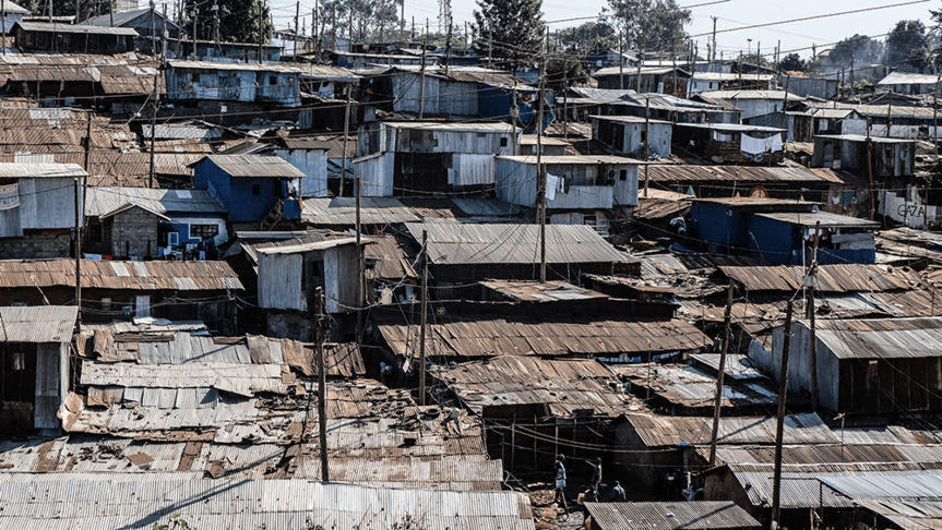 Building Urban Resilience in slums and informal settlement's