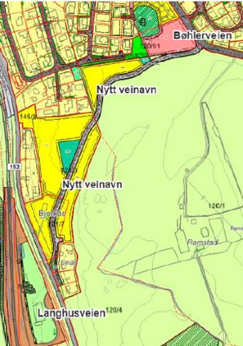 Valg av nytt veinavn på Linås