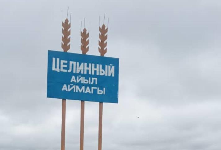 Целинный АА Чүй облусу
