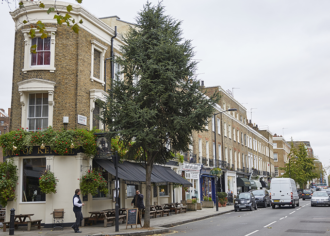 Struggling Retail Sector - Connaught Village