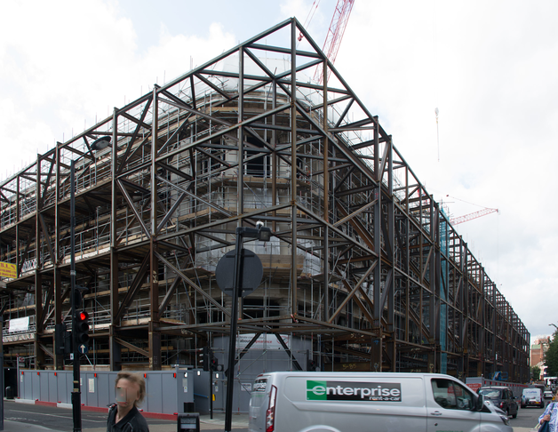 Whiteleys Major Development in W2