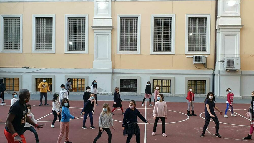 Apertura scuole per attività pomeridiane / serali