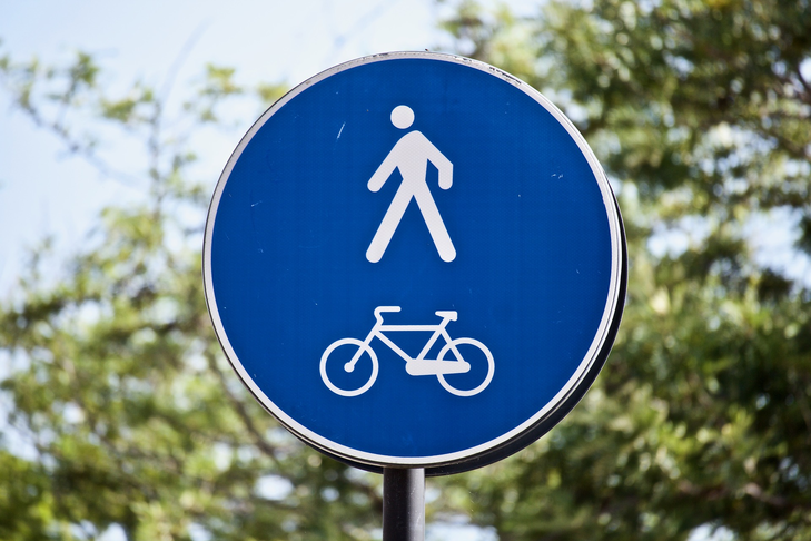 Safer walking and cycling