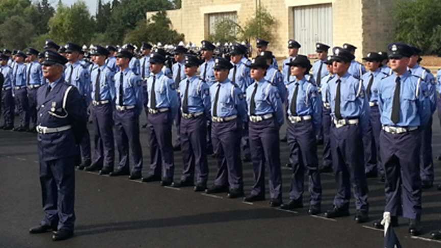 Recruitment of more part time Police Officers