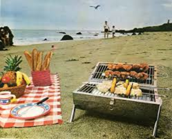 BBQ's by the sea