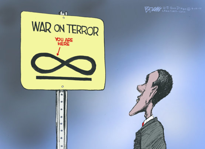 End the War on Terror
