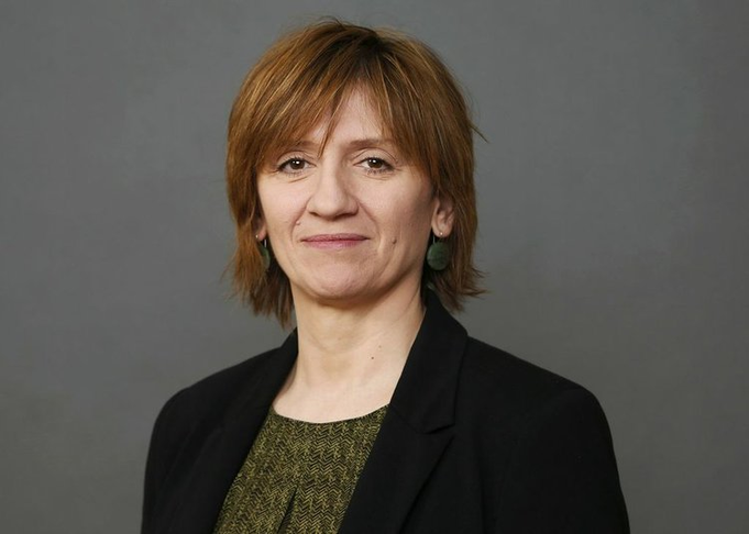Sonja Novkovic - for nomination for Not the Nobel