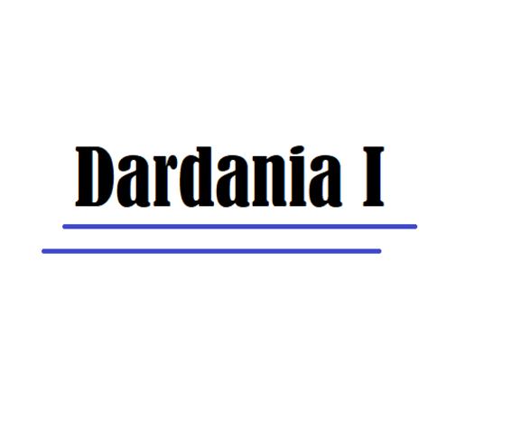 Dardania I