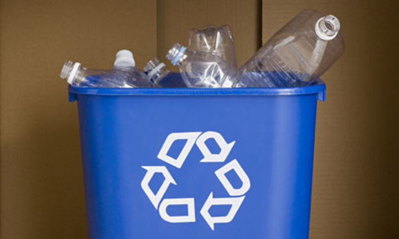 Promoting Recycling of Plastic in Gyms
