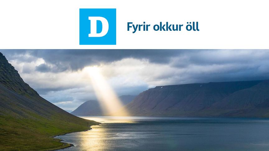 Umhverfið í fyrirrúmi