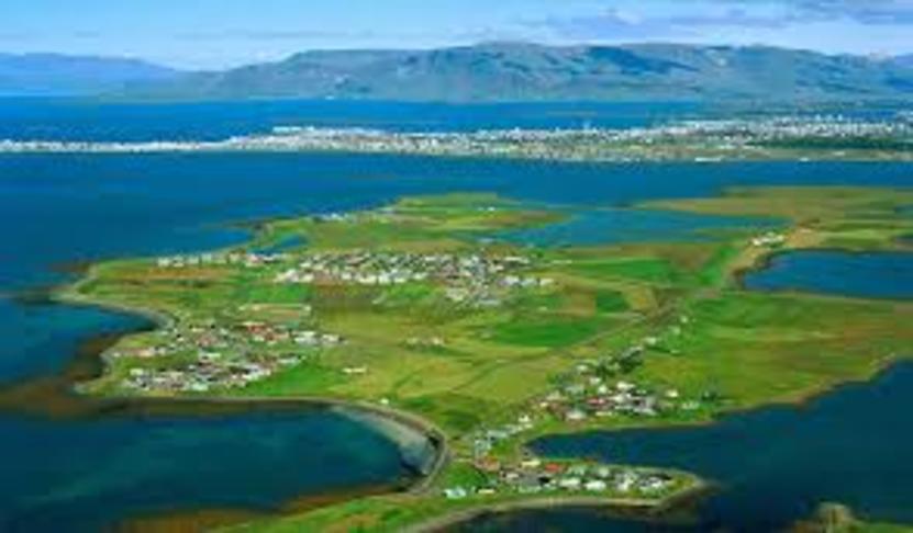Frágangur skóla lóðar við Álftanesskóla