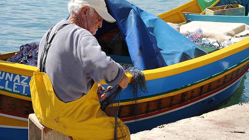 Carry out Fishermen census