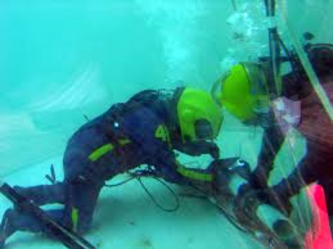 International scuba diving academy in Gozo