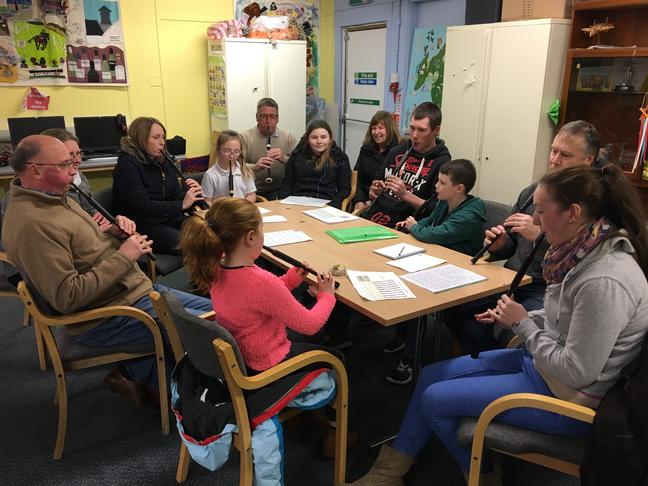 Islay and Jura Community Piping & Drumming Club