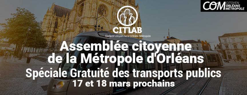 Mise en place d'un observatoire citoyen sur les mobilités