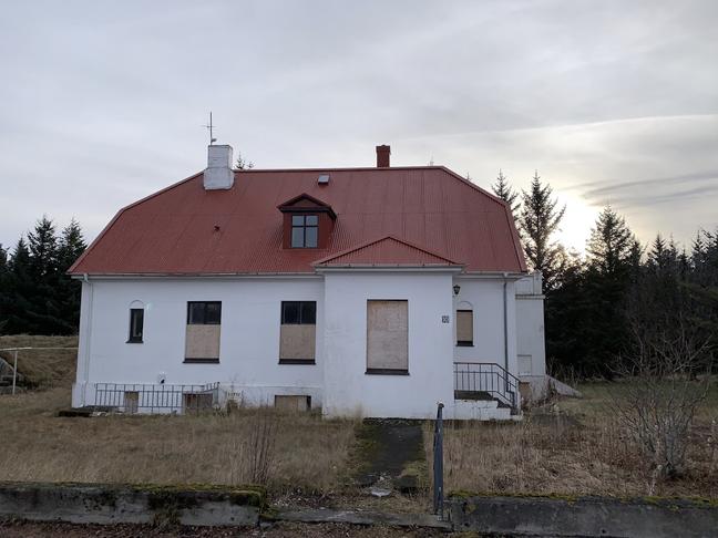 Nýta gömlu fínu húsin við Vífilsstaði