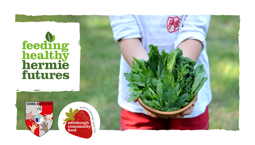 Hermitage Park Primary School - Food education £3,400 FUNDED
