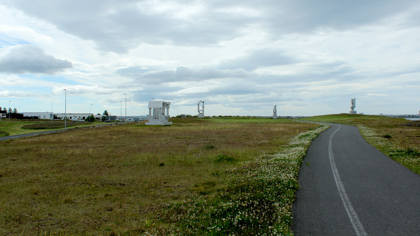 Bílastæði við Hallsteinsgarð