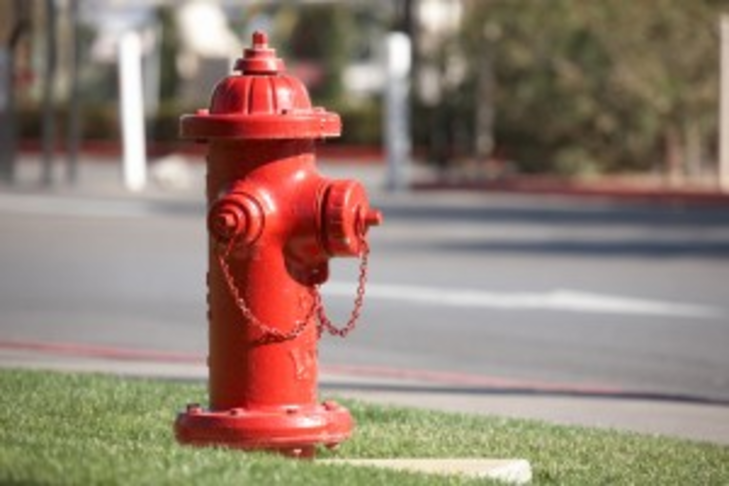 National hydrant network