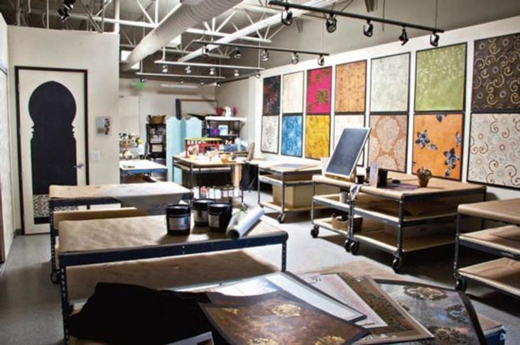 Artist and Designer Studios in Valletta and Floriana