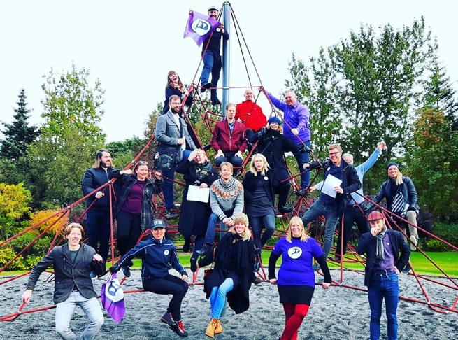 Styðjum við félagsstarf ungmenna