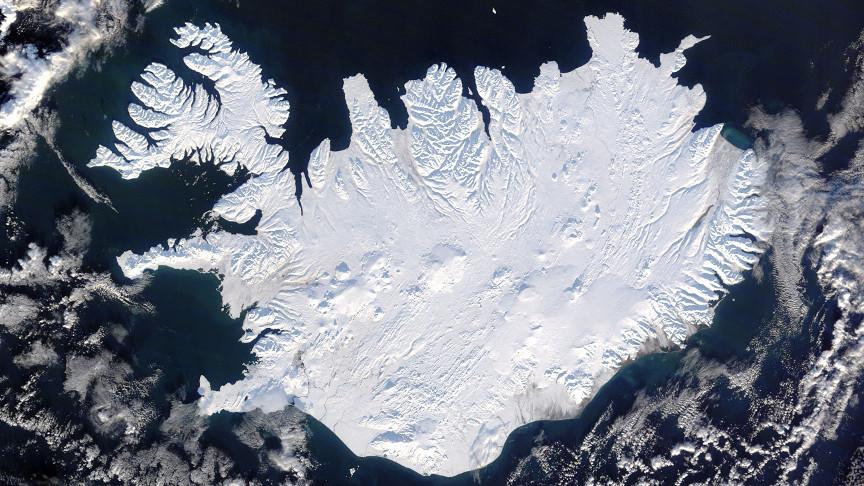 Ísland eitt kjördæmi