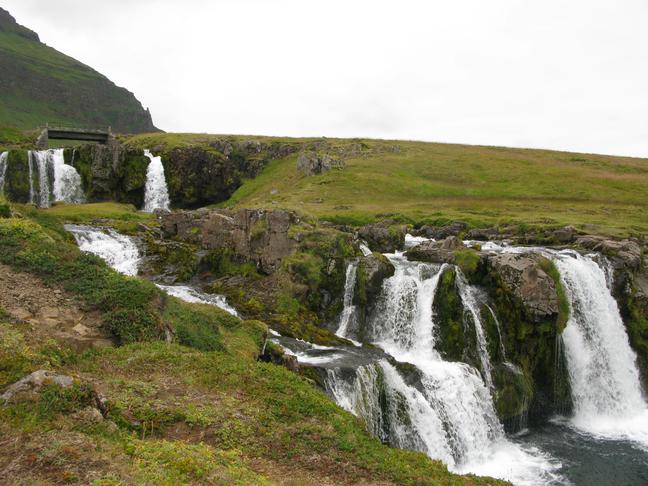 Þjóðvegir landsins