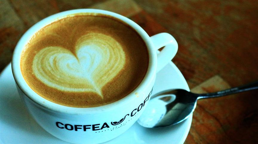 Kaffihús.