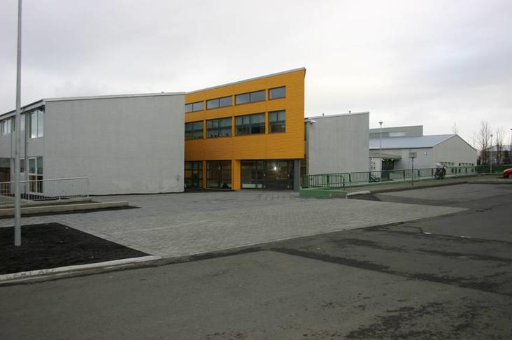 Menningarmiðstöð í Hlíðarskóla
