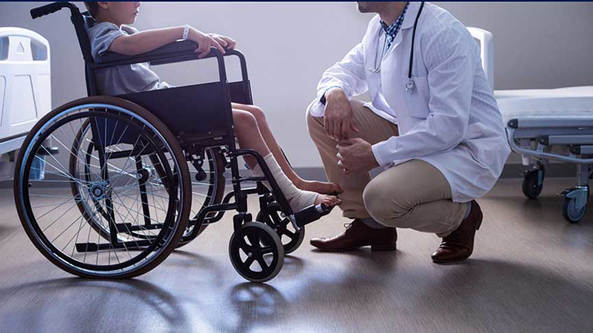 Specialised Service for Disabled Children and Infants