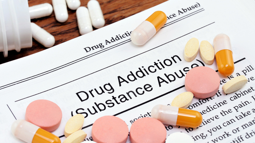 Effort against substance abuse in correctional facilities