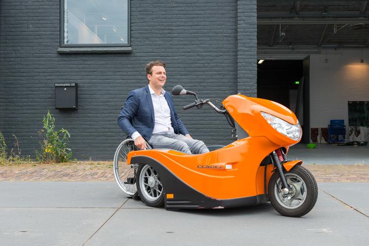Δωρεάν παροχή ηλεκτροκίνητων αμαξιδίων σε ΑΜΕΑ
