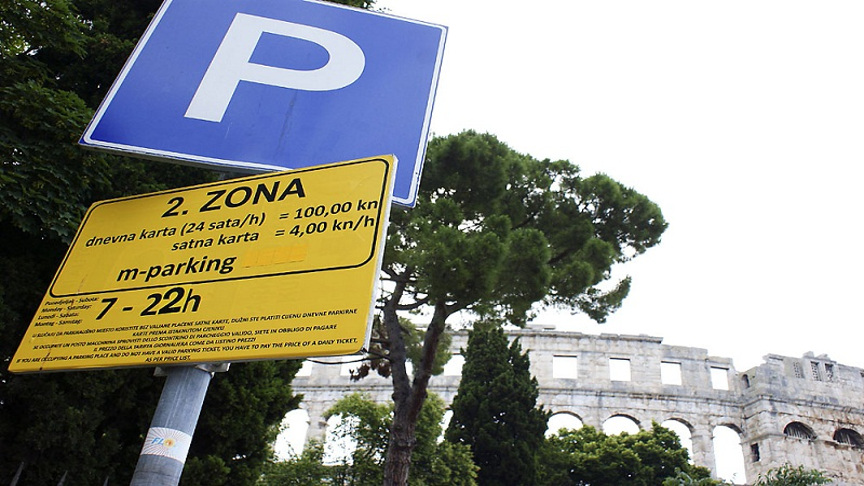 Modernizacija i povećanje broja parkirnih automata po gradu