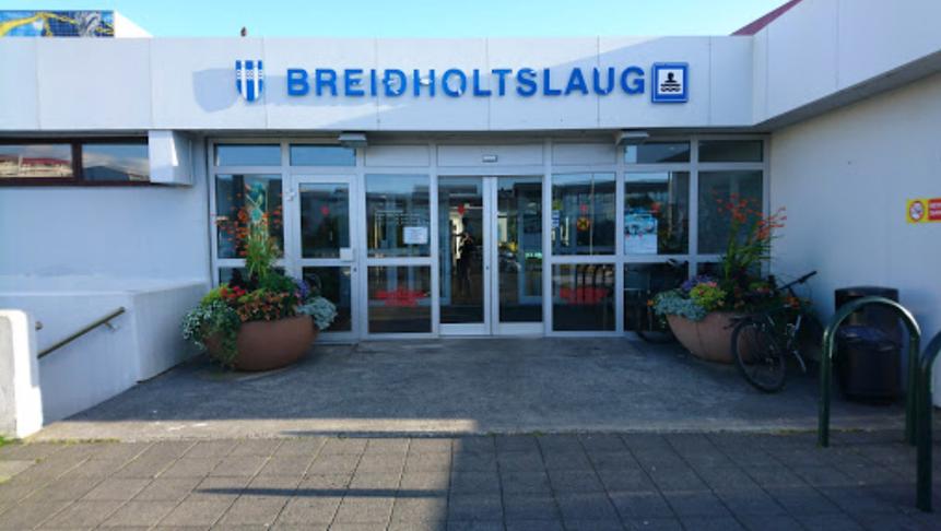 Endurnýjun búningsklefa Breiðholtslaugar