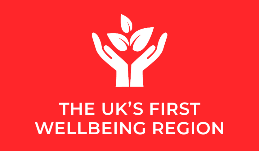 The UK's First Wellbeing Region