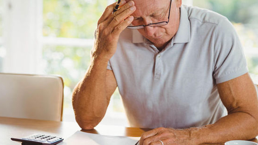 Higher national minimum pension for unmarried pensionners