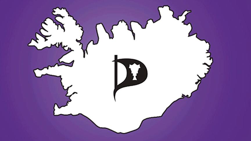 Píratar - Vinnusvæði