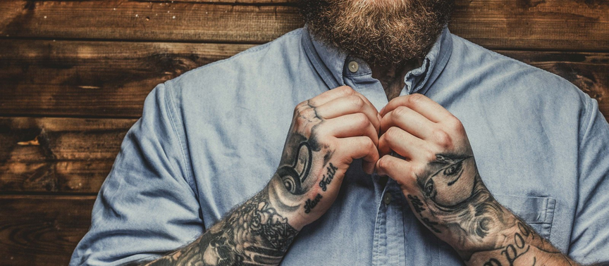 Make tattoo discrimination at the workplace illegal