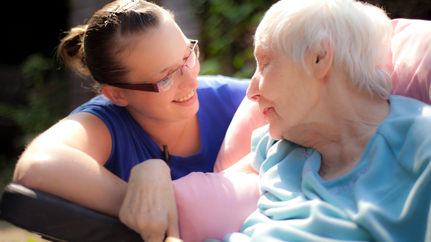 Free home care for the elderly