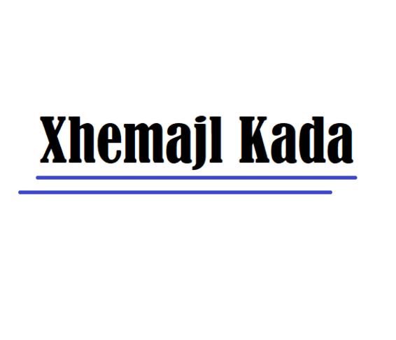 Xhemajl Kada