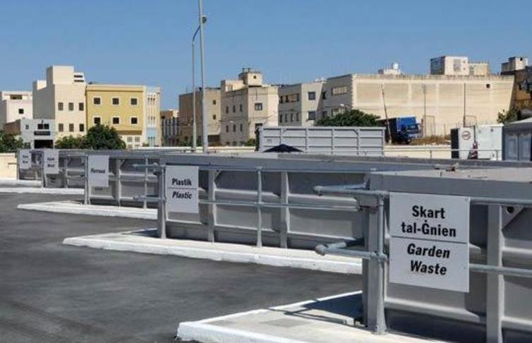 WasteServ:  Civic Amenity Sites