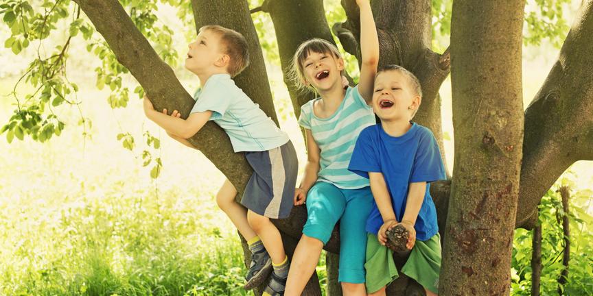 Less stress for children